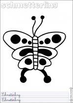 coloriages insectes en allemand. Black Bedroom Furniture Sets. Home Design Ideas