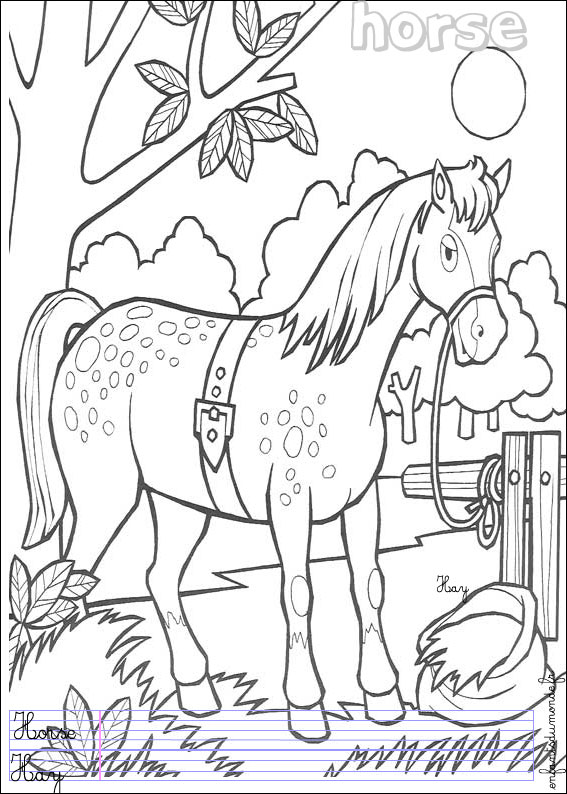 Image Result For Coloriage Ferme