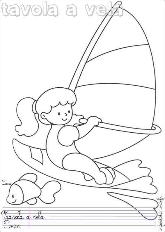coloriage enfant avec parapluie. Black Bedroom Furniture Sets. Home Design Ideas